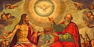 Trinity Sunday- June 16, 2019